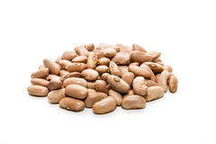 Brown beans Stock Photo
