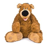 Brown bear toy Stock Photos