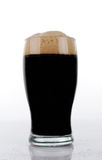 Brown beer glass Stock Photography
