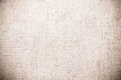 Brown beige canvas texture Stock Photo