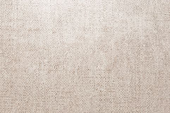 Brown beige canvas texture or background Stock Photos