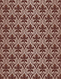 Brown-beige seamless a pattern. Vector illustratio Royalty Free Stock Image