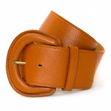 Brown belt Royalty Free Stock Photography