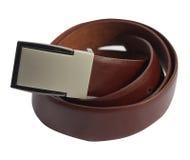Brown belt Stock Image