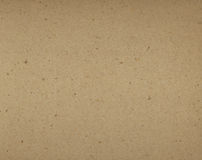 Brown bereitete Papier auf Lizenzfreie Stockbilder