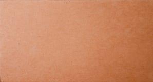 Brown bereitete Papier auf Lizenzfreies Stockfoto