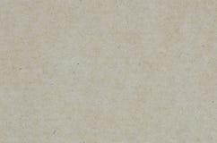 Brown biały papier Zdjęcia Stock