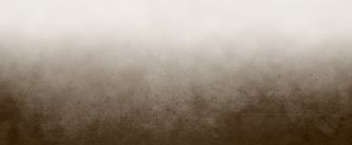 Free Brown Black Background. Gradient White Fog Or Haze Border Blending Into Dark Blurred Marbled Or Crackled Stone Texture In An Old V Royalty Free Stock Images - 158474059