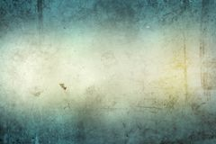 Textured concrete background. Brown and blue textured background Royalty Free Stock Photos