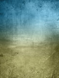 Blue brown background. Brown and blue tone background Stock Photography