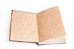 Brown book Stock Photos