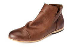 Brown Boot Stock Photo