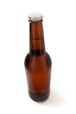 Brown bottle Royalty Free Stock Images
