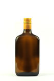 Brown bottle Royalty Free Stock Photos
