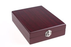 Brown box Royalty Free Stock Photos