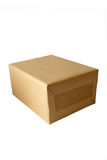 Brown Box Stock Photography