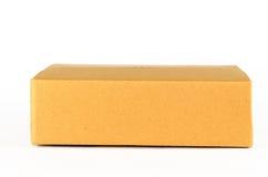 Brown box Stock Image