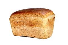 Brown a brassé le pain sous forme de brique image stock