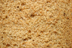Brown bread abstract Stock Images