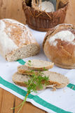 Brown Bread Stock Image