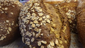 Brown bread Royalty Free Stock Images