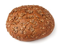 Brown bread loaf Stock Photography