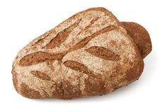 Brown bread loaf Royalty Free Stock Photography