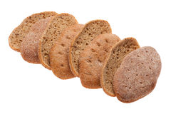 Brown bread macro Royalty Free Stock Photography