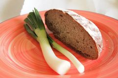Brown-bread Stock Photography