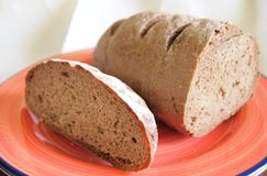 Brown-bread Stock Images