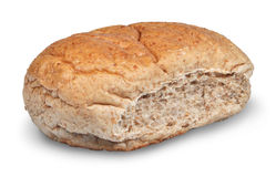 Brown bread roll Stock Photo
