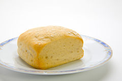 Brown bread roll Royalty Free Stock Image