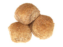 Brown Bread rolls Royalty Free Stock Images