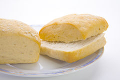 Brown bread rolls Royalty Free Stock Image