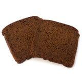 Brown bread slice Royalty Free Stock Photo