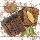 Brown bread Royalty Free Stock Image