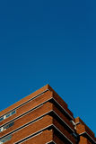Brown Brick Building Under Blue Sky during Daytime Royalty Free Stock Photo