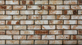 Brown Brick Texture. Brick wall pattern with a warm brown texture to it Royalty Free Stock Photo