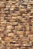 Brown Brick Wall Royalty Free Stock Images