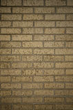 Brown Brick Wall Royalty Free Stock Images