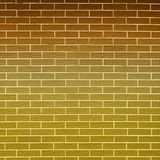 Brown brick wall as background or texture Stock Photo
