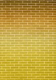 Brown brick wall as background or texture Royalty Free Stock Image