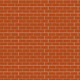 Brown brick wall background Royalty Free Stock Photography