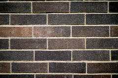 Brown Brick Wall Background Stock Photos