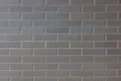 The brown brick or block wall background texture. The brown brick wall background texture Stock Image