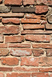 Brown brick wall background texture,. Old bricks wall of ancient city stock images