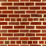 Brown Brick Wall Royalty Free Stock Image