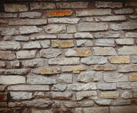 Brown brick wall texture background Royalty Free Stock Photo