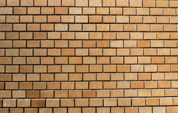 Brown bricks royalty free stock photos