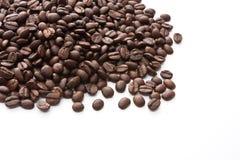 Brown briet Kaffeebohnen   lizenzfreies stockfoto